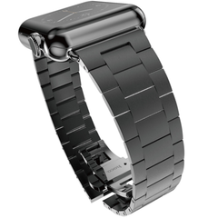 Apple Watch slimfit steel watch band 38/40 mm - black