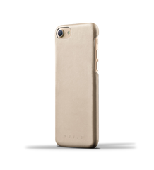 Leather Case for iPhone 8/7/SE2 - Champagne