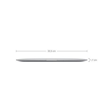 Apple macbook air dimenzije
