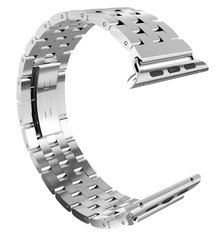 HOCO Apple Watch Band 38/40 mm Linear Edition - Silver
