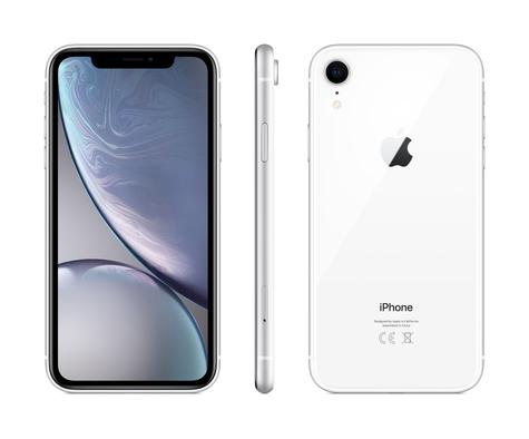 Iphonexr white pureangles q418 screen