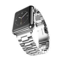 HOCO Apple Watch Band 38/40 mm Silver Edition - Silver