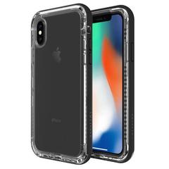 Lifeproof NXT Case for iPhone X - Black Crystal