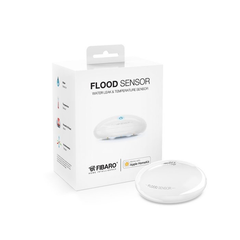 Fibaro Flood Sensor, HomeKit-enabled Water Sensor