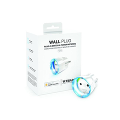 Fibaro wall plug, HomeKit- enabled Plug-in Switch & Power Metering, type F