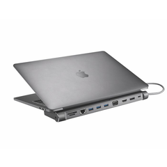 XtremeMac All-in-1 USB-C Docking Station