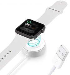 DEVIA Magnetic Charger za Apple Watch 1 m - White