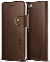 VERUS Native Diary case 7/8/SE2 - Coffee Brown