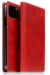 SLG D7 Italian Wax Leather Diary case za iPhone 12 Mini
