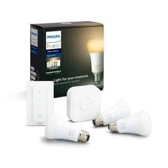 Philips HUE Starter Kit 3, E27, White Ambiance, ZB+BT, Home Kit