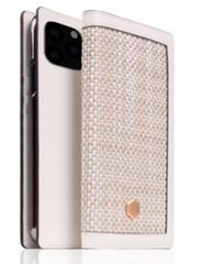 SLG D5 CSL Edition Calf Skin Leather Diary case za iPhone 12 Pro Max