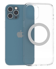 SWITCH EASY MagClear™ Case za iPhone 12/12 Pro Space Gray Ring
