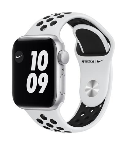 External document 1505 3091 apple watch nike se gps 40mm silver aluminum pure platinum sport band 34r screen  usen.jpeg20210916 3819 1j07b1d