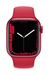 Apple watch series 7 gps 41mm product red aluminum product red sport band pure front screen  usen