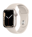 Apple watch series 7 gps 41mm starlight aluminum starlight sport band 34fr screen  usen