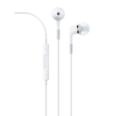 Apple In-ear slušalice s daljinskim i mikrofonom