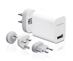 Innergie - PowerTravel Kit 10W 2.1A USB zidni adapter