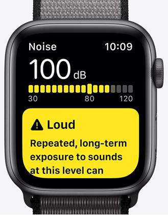 Apple watchs5 ekg sluh