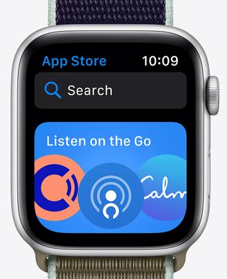 Apple watchs5 ekg appstore