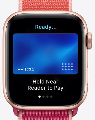 Apple watchs5 ekg beskontaktno placanje