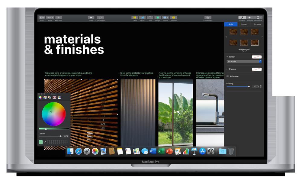 Webbanner macbook pro akcija 10999