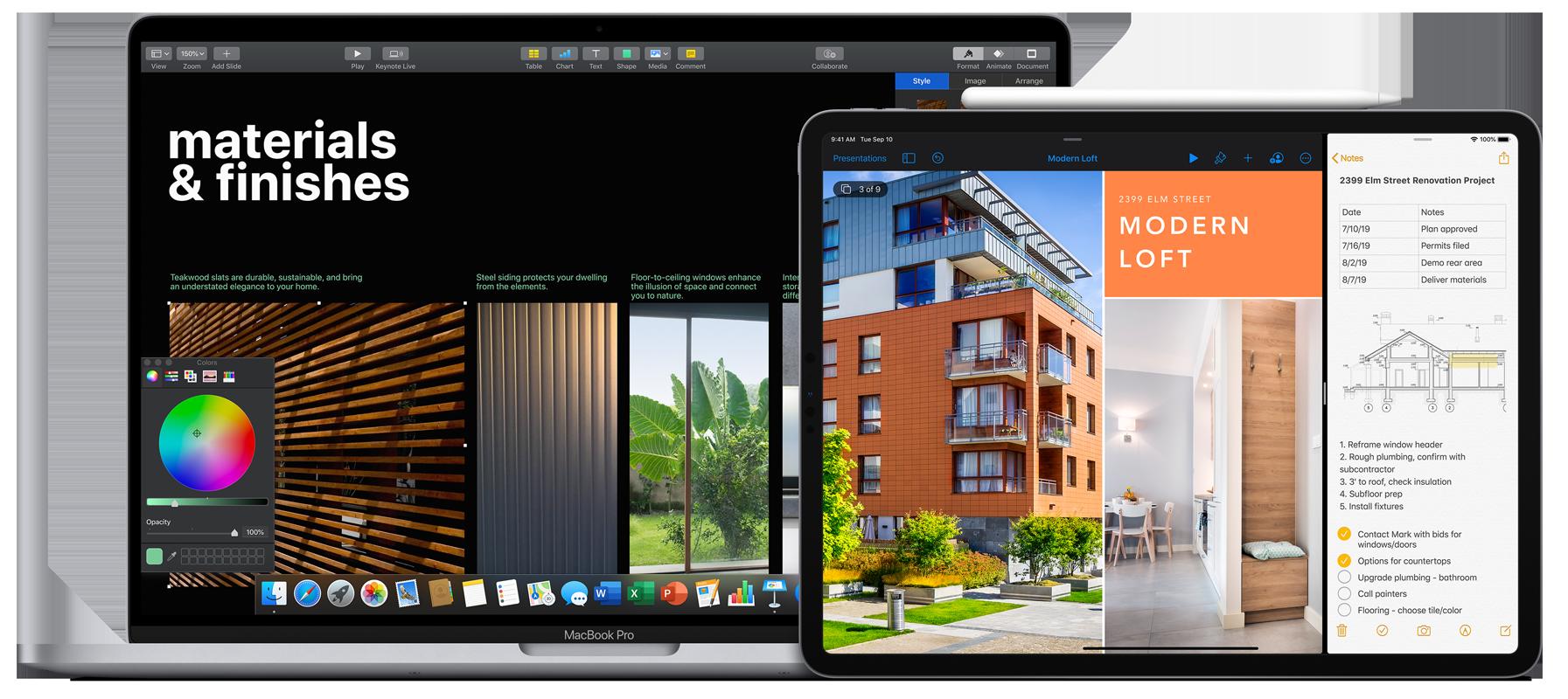 Business macbook pro 16 in ipad pro 12 9 in apple pencil us en screen