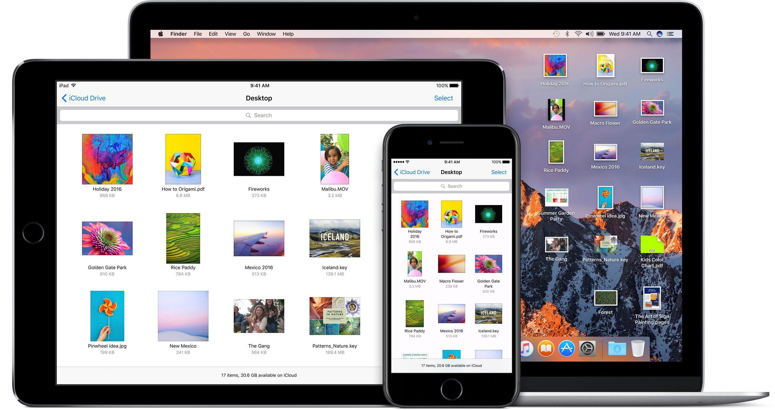 Apple zasto mac akcija icloud