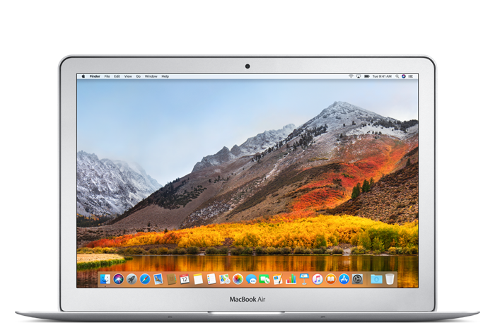 Apple macbook air5