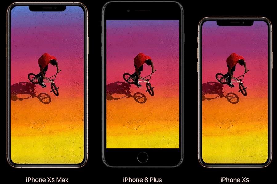Apple iphonexs 4