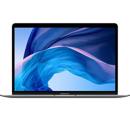 Macbook air space gray select 201810